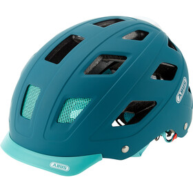 ABUS Hyban Helm core green